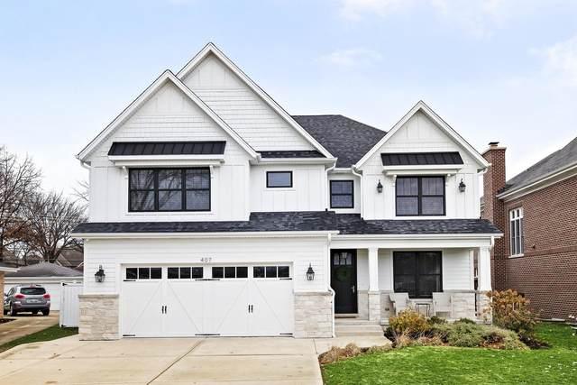 407 N Highland Avenue, Elmhurst, IL 60126 (MLS #11061700) :: RE/MAX IMPACT