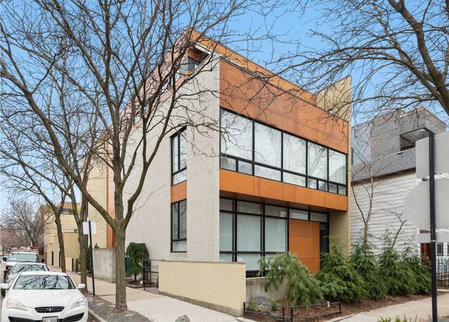 839 N Hermitage Avenue #101, Chicago, IL 60622 (MLS #11061710) :: The Perotti Group