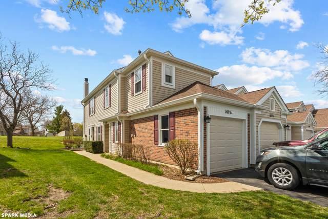 1693 Vermont Drive A, Elk Grove Village, IL 60007 (MLS #11061756) :: Littlefield Group