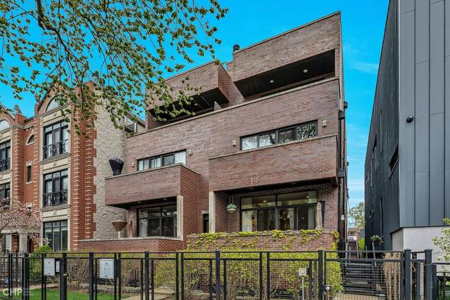 2020 W Iowa Street 1E, Chicago, IL 60622 (MLS #11061763) :: Helen Oliveri Real Estate
