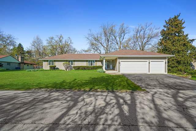 6036 S Edgewood Lane, La Grange Highlands, IL 60525 (MLS #11061776) :: Helen Oliveri Real Estate