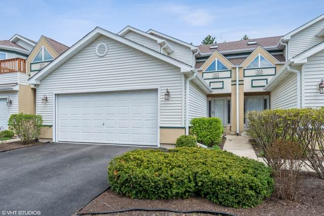 303 Inner Circle Drive #303, Bolingbrook, IL 60490 (MLS #11061800) :: The Perotti Group