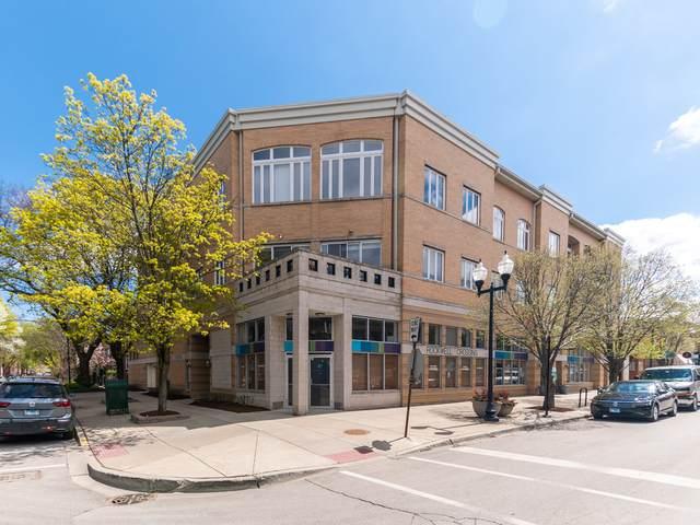 2555 W Leland Avenue #204, Chicago, IL 60625 (MLS #11061845) :: Jacqui Miller Homes