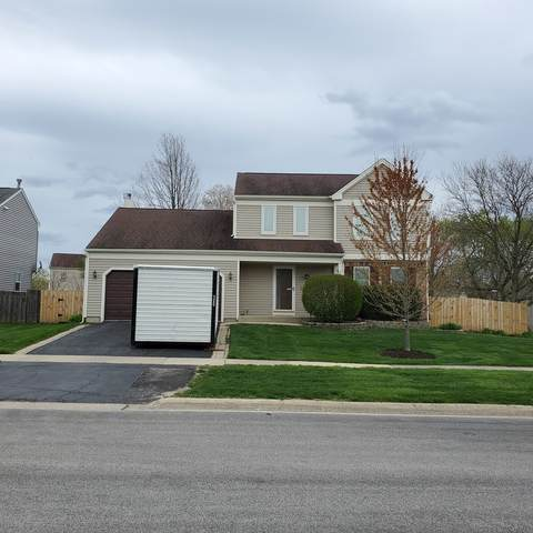 738 Hickory Lane, Carol Stream, IL 60188 (MLS #11061870) :: Jacqui Miller Homes