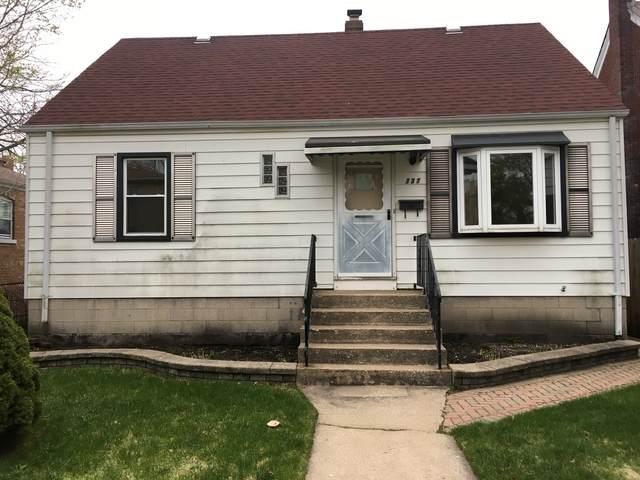 737 Sibley Boulevard, Calumet City, IL 60409 (MLS #11061916) :: Jacqui Miller Homes