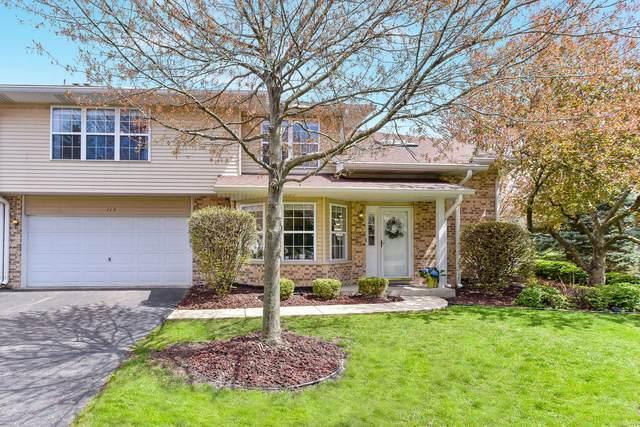 935 Elderberry Circle #115, Naperville, IL 60563 (MLS #11061934) :: Jacqui Miller Homes
