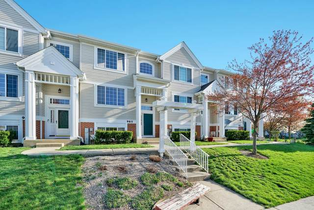 985 Mayfair Court, Elk Grove Village, IL 60007 (MLS #11061941) :: RE/MAX IMPACT
