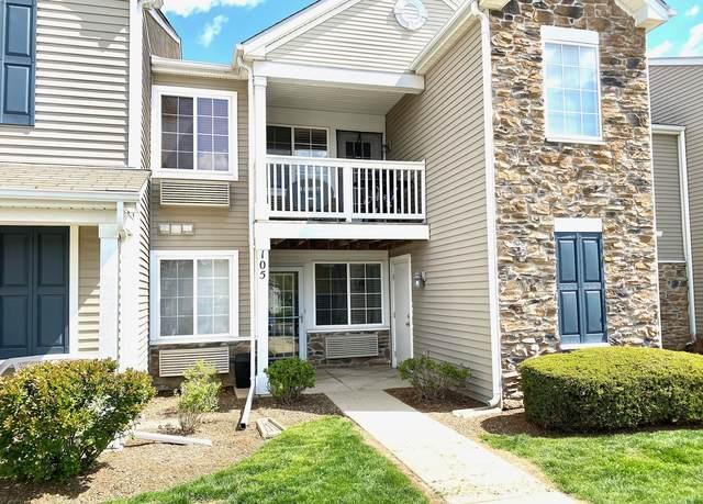 105 Silverstone Drive #105, Carpentersville, IL 60110 (MLS #11061997) :: Helen Oliveri Real Estate
