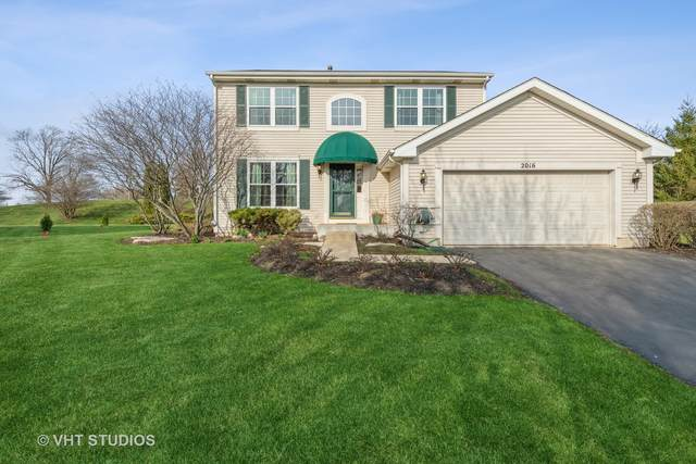 2016 Crooked Tree Court, Mchenry, IL 60050 (MLS #11062021) :: Lewke Partners