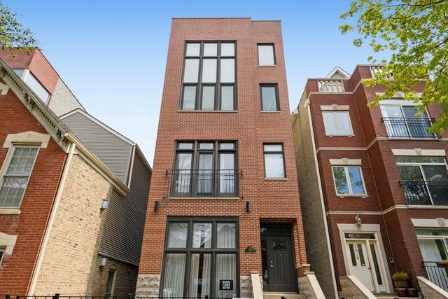 1021 N Winchester Avenue #1, Chicago, IL 60622 (MLS #11062071) :: Carolyn and Hillary Homes