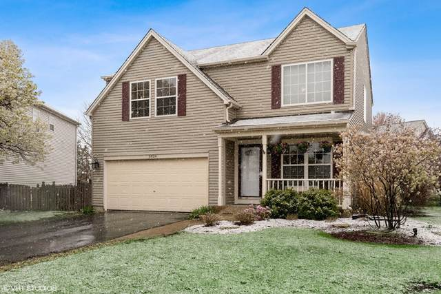 5924 Glass Pointe Circle, Plainfield, IL 60586 (MLS #11062146) :: RE/MAX IMPACT