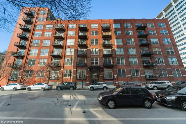 420 S Clinton Street 705A, Chicago, IL 60607 (MLS #11062152) :: Littlefield Group