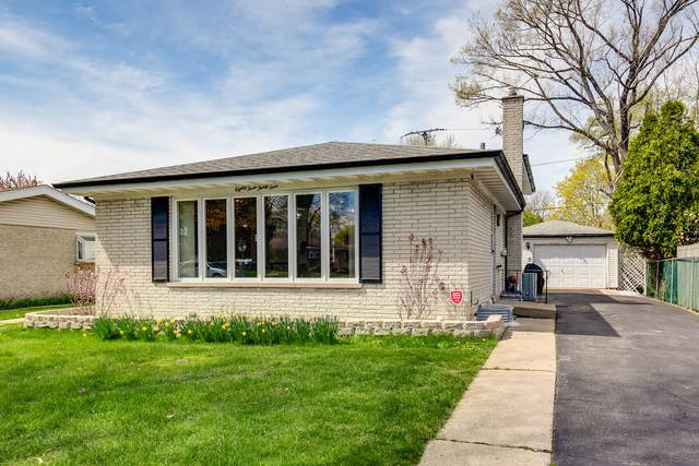 8334 Central Avenue, Morton Grove, IL 60053 (MLS #11062188) :: RE/MAX IMPACT