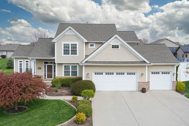 3718 Gina Drive, Bloomington, IL 61704 (MLS #11062257) :: Helen Oliveri Real Estate
