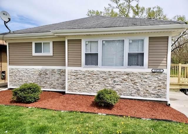 15735 Lexington Avenue, Harvey, IL 60426 (MLS #11062286) :: Helen Oliveri Real Estate