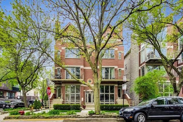 848 N Marshfield Avenue #2, Chicago, IL 60622 (MLS #11062308) :: Carolyn and Hillary Homes