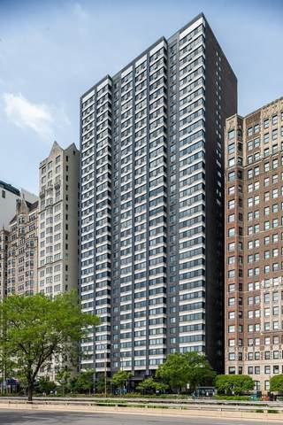 1440 N Lake Shore Drive 17D, Chicago, IL 60610 (MLS #11062342) :: Carolyn and Hillary Homes
