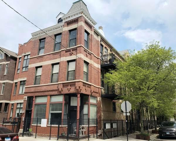 1501 N Bosworth Avenue 2B, Chicago, IL 60642 (MLS #11062355) :: Carolyn and Hillary Homes
