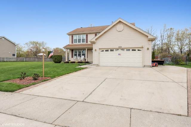 529 Farmhill Circle, Wauconda, IL 60084 (MLS #11062391) :: Helen Oliveri Real Estate