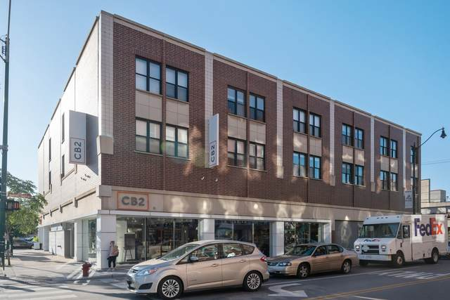 1600 N Halsted Street 2G, Chicago, IL 60614 (MLS #11062398) :: Carolyn and Hillary Homes