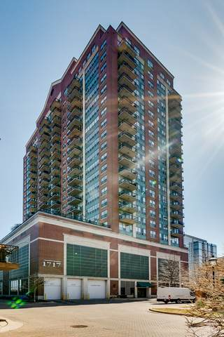 1717 S Prairie Avenue #1201, Chicago, IL 60616 (MLS #11062422) :: Helen Oliveri Real Estate