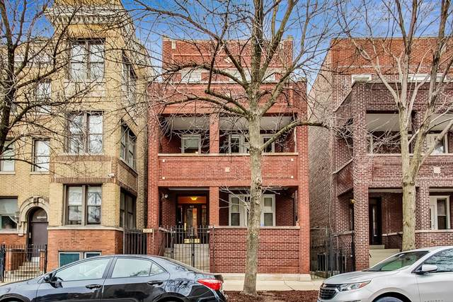 955 N Oakley Boulevard, Chicago, IL 60622 (MLS #11062461) :: The Perotti Group