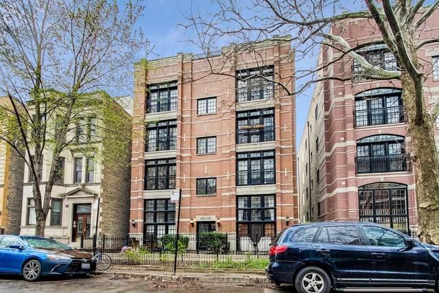 833 W Roscoe Street 4W, Chicago, IL 60657 (MLS #11062465) :: Carolyn and Hillary Homes