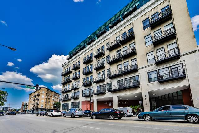 1645 W Ogden Avenue #308, Chicago, IL 60612 (MLS #11062468) :: Carolyn and Hillary Homes