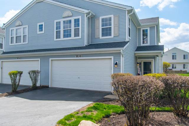 7038 Creekside Drive 11-6, Plainfield, IL 60586 (MLS #11062480) :: Carolyn and Hillary Homes