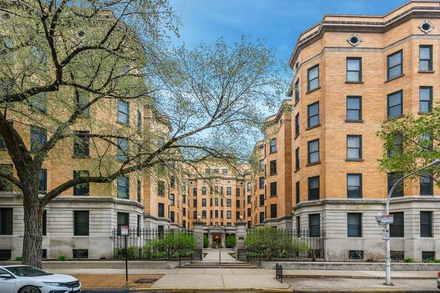 559 W Surf Street C304, Chicago, IL 60657 (MLS #11062486) :: Carolyn and Hillary Homes