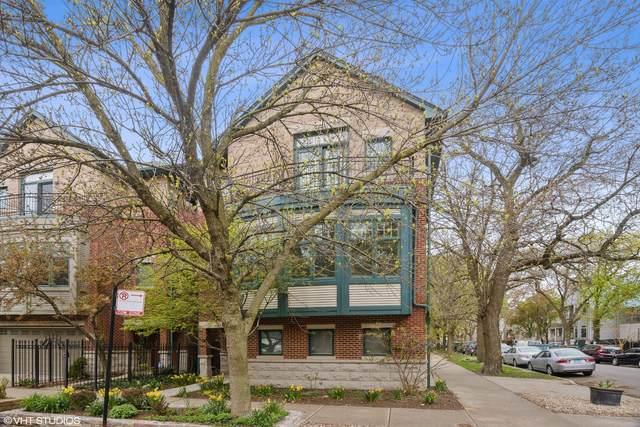3056 N Paulina Street, Chicago, IL 60657 (MLS #11062503) :: Carolyn and Hillary Homes