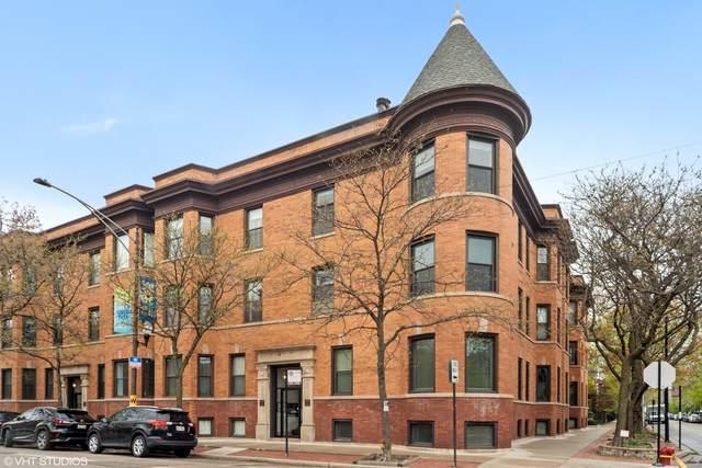 1036 W Armitage Avenue B, Chicago, IL 60614 (MLS #11062518) :: The Perotti Group