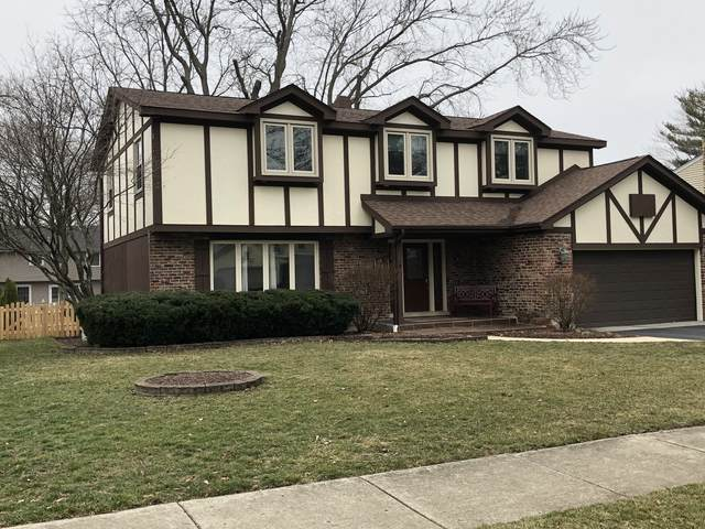 1709 Indian Knoll Road, Naperville, IL 60565 (MLS #11062527) :: The Perotti Group
