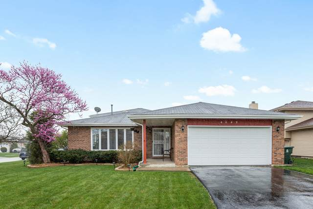 4049 177th Street, Country Club Hills, IL 60478 (MLS #11062545) :: Helen Oliveri Real Estate
