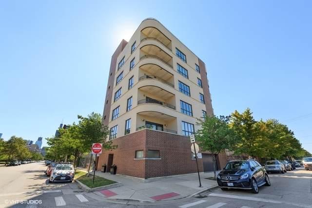 1259 W Adams Street #4, Chicago, IL 60607 (MLS #11062561) :: Carolyn and Hillary Homes