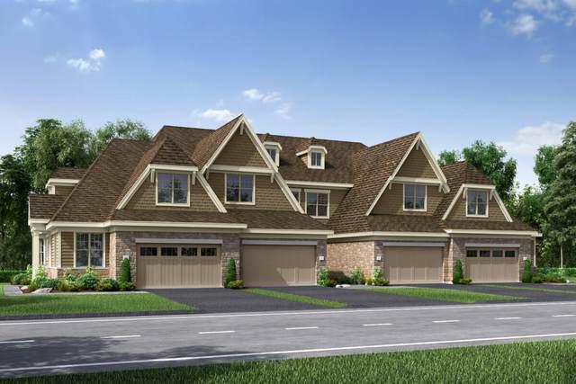 57 Woodland Lot #18 Trail, Lincolnshire, IL 60069 (MLS #11062637) :: Jacqui Miller Homes