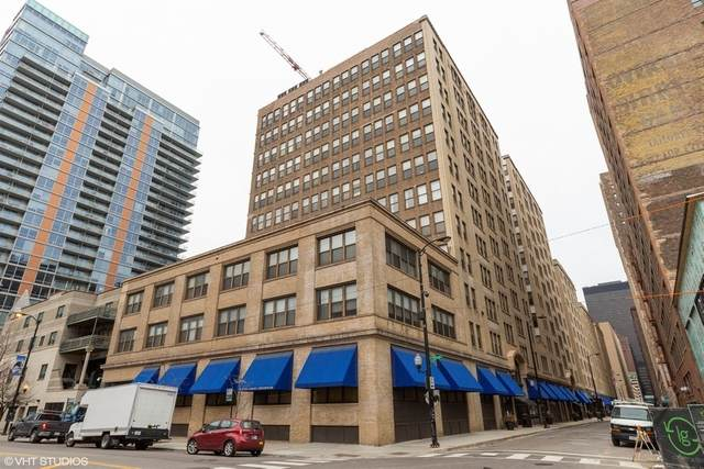 780 S Federal Street #601, Chicago, IL 60605 (MLS #11062646) :: Carolyn and Hillary Homes