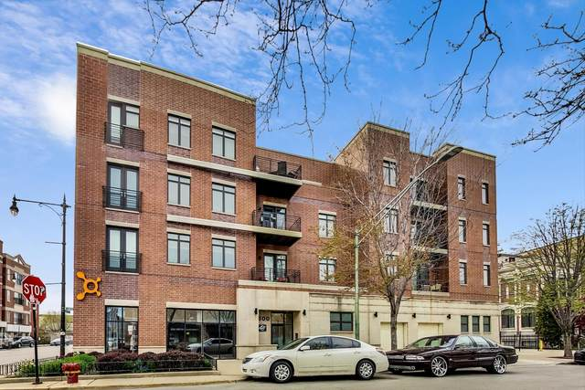 1600 N Marshfield Avenue #403, Chicago, IL 60622 (MLS #11062648) :: Carolyn and Hillary Homes