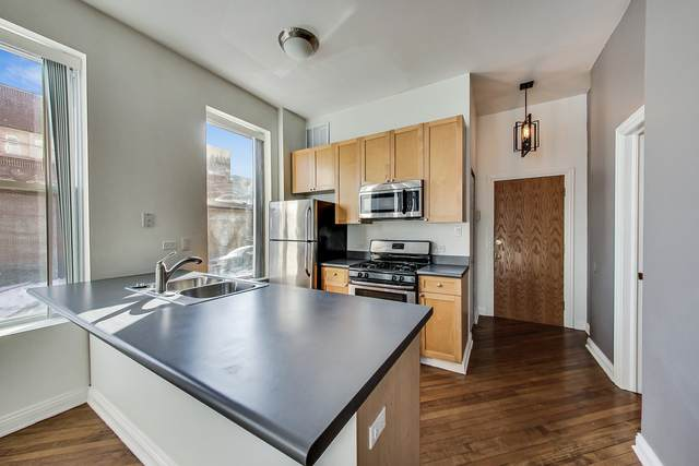 1322 W Huron Street 1N, Chicago, IL 60642 (MLS #11062660) :: Carolyn and Hillary Homes