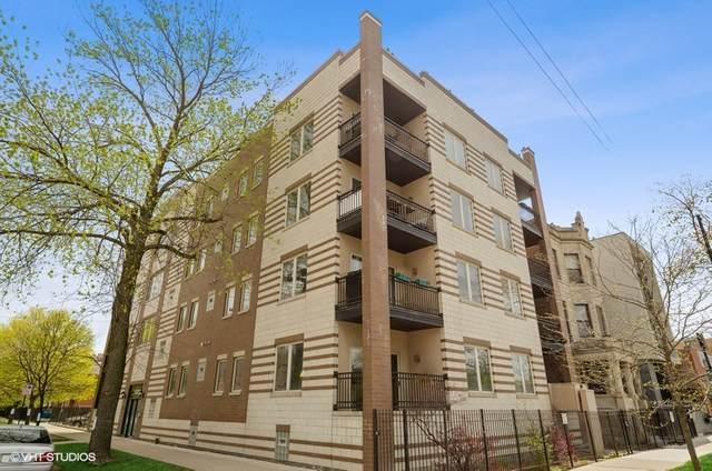 1225 N California Avenue 4C, Chicago, IL 60622 (MLS #11062669) :: Carolyn and Hillary Homes
