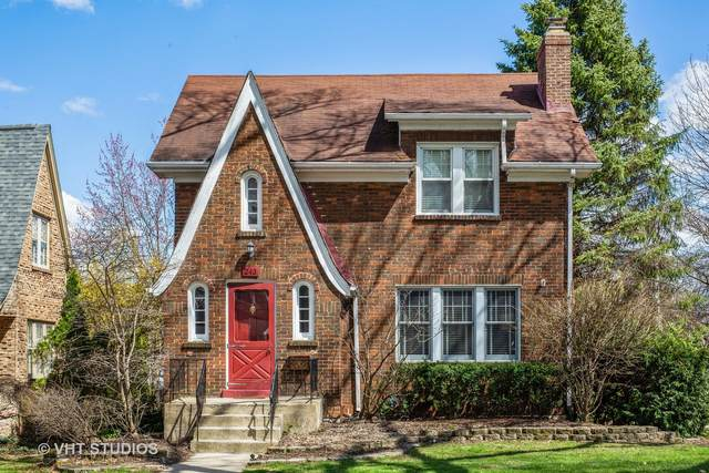 243 S Bruner Street, Hinsdale, IL 60521 (MLS #11062732) :: The Perotti Group