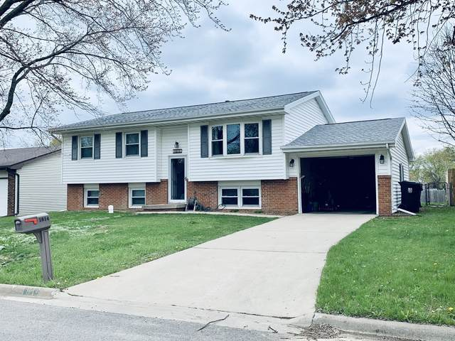 1814 Truman Drive, Normal, IL 61761 (MLS #11062735) :: Littlefield Group