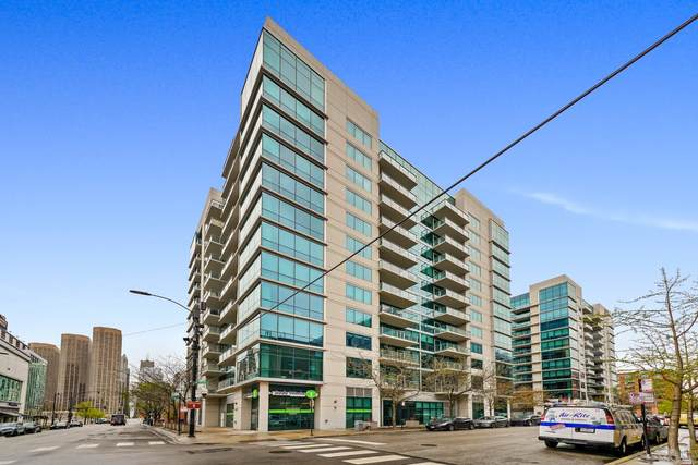 123 S Green Street 602B, Chicago, IL 60607 (MLS #11062737) :: Carolyn and Hillary Homes