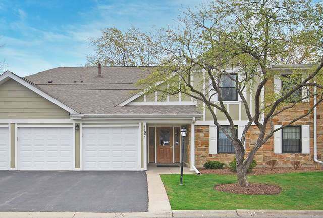 1107 Woodbury Lane A2, Wheeling, IL 60090 (MLS #11062753) :: Helen Oliveri Real Estate