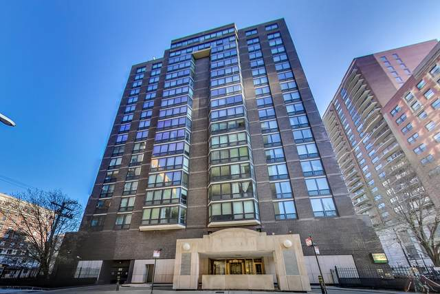 21 W Goethe Street 5C, Chicago, IL 60610 (MLS #11062769) :: Carolyn and Hillary Homes