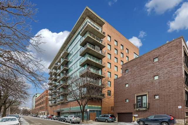 321 S Sangamon Street #508, Chicago, IL 60607 (MLS #11062784) :: Carolyn and Hillary Homes