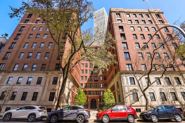 400 W Deming Place 4N, Chicago, IL 60614 (MLS #11062861) :: John Lyons Real Estate
