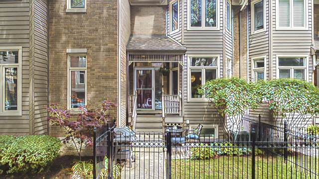 1248 W Fletcher Street B, Chicago, IL 60657 (MLS #11062863) :: Carolyn and Hillary Homes