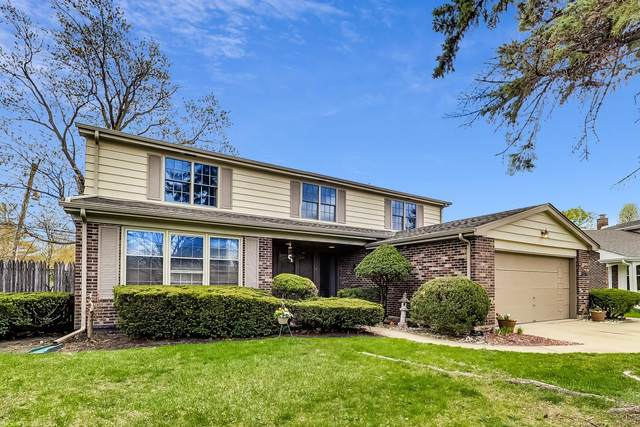 3817 Chester Drive, Glenview, IL 60025 (MLS #11062871) :: Littlefield Group