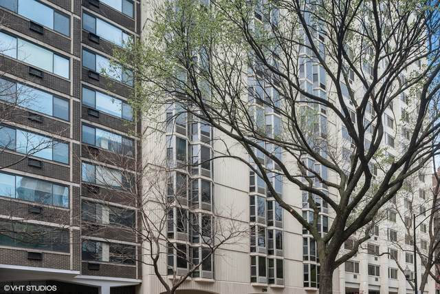 1340 N Dearborn Street 8F, Chicago, IL 60610 (MLS #11062884) :: Carolyn and Hillary Homes